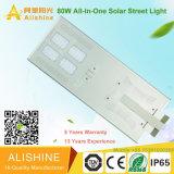 Saso BV IEC Ce Aluminum Alloy LED Solar Street Lights Price