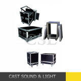 Music Instrument Aluminum Flight Case for Audio and DJ