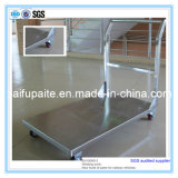 Wholesale Anti-Static Stainless Trolley Mute Handcart