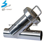 Stainless Steel High Precision Casting CNC Machine Parts Valve