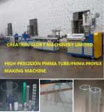 Stable Running Plastic Machinery for Producing PMMA Acrylic Tubing