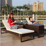 Hot Sale Cheap Price Patio Swimming Pool Furniture Sun Bed Beach Chair T512