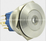30mm Momentary LED Pushbutton Switch