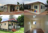 Low Cost Insulated Wall Prefabricated Modular House