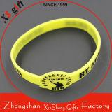 Wholesale Bulk Cheap Custom Glow Watch Silicone Wristband
