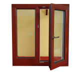 70 Series Aluminum Clad Wood Window with Roto Hardware