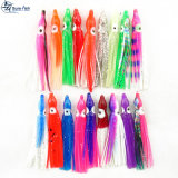 Wholesale Luminous Artificial Soft Octopus Skirt Lure