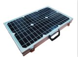 120W Foldable Solar Panel with 10m Cable for Motor Home