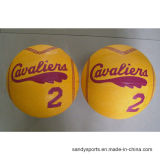 Custom Logo Promotional Rubber Basketball