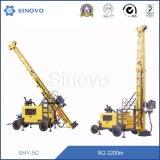 Diamond Core Drilling Hydraulic Core Drilling Machine