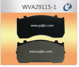China Factory for Man Truck Brake Pads Wva29115
