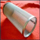 Stainless Steel Single Layer Screen Tube
