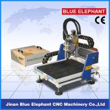 Ele 4040 Mini Desktop CNC Router, 3D CNC Router PCB for Wood CNC Engraving Machine