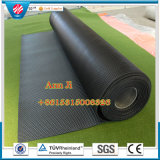 Color Industrial Rubber Sheet, Cloth Insertion Acid Resistant Rubber Sheet