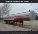 3axles 40000L Feul Trailer Tank Fuel Tanker for Fuel Transport