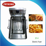 Stainless Steel Counter Top Chicken Machine Deep Fryers