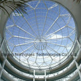 Nano Coating Self-Cleaning Toughened Glass Skylight