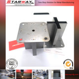 Chassis Made of Steel Laser Cutting Bending Welding Assembly with High Quality Brackets