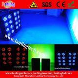 3wx96PCS RGB LED Stage Light for Disco Party Nightclub