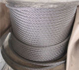 316 Stainless Steel Wire Rope 7X19 in 18mm Diameter