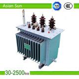 500kVA 3 Phase Oil Type Rectifier Transformer