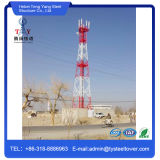 Philippines Self Support 4-Legged Angle Steel Tower