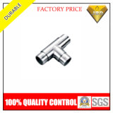 Stainless Steel Pipe Casting T Connector for Handrail (JBD-A016)