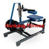 body building equipment, fitness machine, gymnasium, hammer strength, Seated Calf Raise (HS-3025)