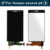 Mobile Phone LCD for Huawei P6 Screen Digitizer Assembly Replacement