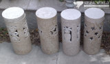 Granite Carving Baluster for Outdoor Decoration (CV030)