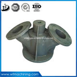 OEM Ductile Iron/Grey Iron/Wrought Iron Casting Parts with Shot Blasting