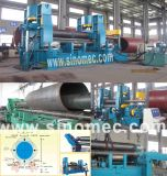 Bending Machine / Rolling Machine / Hydrualic 3 Roller Machine (30X4000)