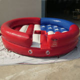 Custom Inflatable Bull Mattress for Sports Game (CYSP-646)
