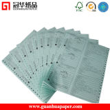 2016 Best Selling Multi-Ply Blank Computer Continous Printing Copy Paper