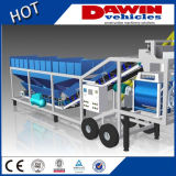 25m3-100m3/Hr Small Mobile Plants to Large Storage Capacity Bins and Batches