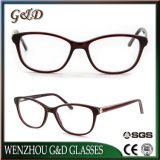 Fashion High Quality Acetate Glasses Optical Frame Eyeglass Eyewear Cldf06
