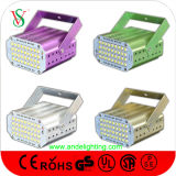 Small Colorful LED Strobe Light Stage Decoration