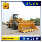 12t Front End Wheel Loader with 6.5m3 Bucekt