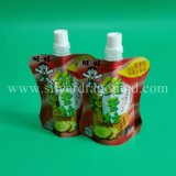 150g Stand up Spout Pouch for Juice Packing