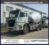 Competitive Price Haohan 6X4 4cbm Mixer Truck