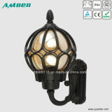 Round Glass Diffuser up Garden Light with Ce Approval