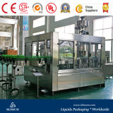 Full Automatic Glass Bottle with Ropp Cap Alcohol Filling Machine