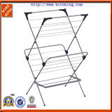 2 Tiers Drying Rack with 10m Drying Space (2tiers concertina) (113001B)
