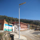 Factory Price Durable Aluminum Integrated Solar Street Light