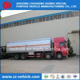 Heavy Duty HOWO 12-Wheeler 30m3 Oil Tank Truck 35m3 Fuel Tank Truck for Sale