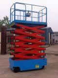 Mobile High Rise Scissor Work Platform (SJYZ-10)