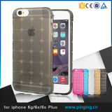 Rubik′s Cube Style Ultra Thin TPU Back Cover Case for iPhone6 iPhone 6s Plus
