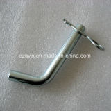 5/8 Inch Tailer Hitch Pin with R Clip Glavanized