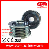 China Supplier OEM Machining Pulley