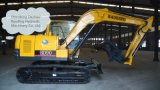 Baoding 9t Crawler Backhoe Metal/Wood/Cane Laoder